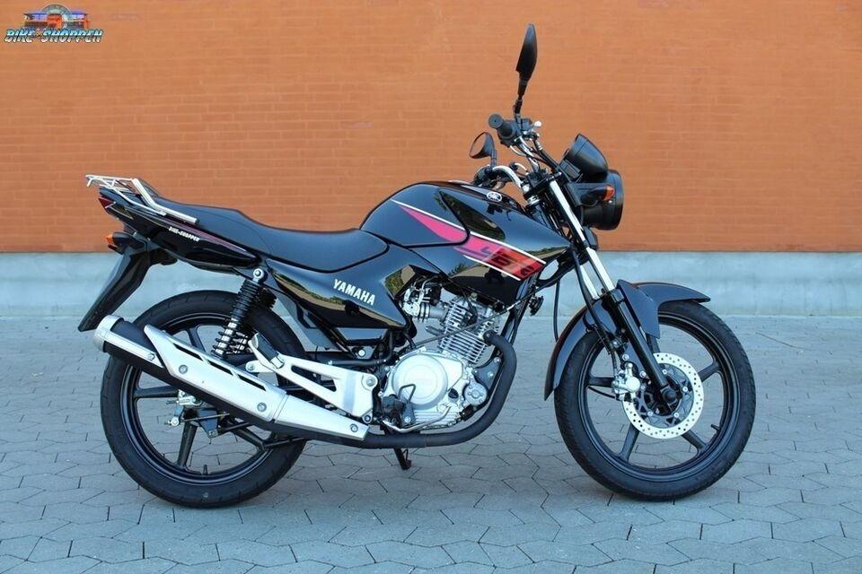 Yamaha, YBR 125, ccm 125
