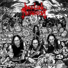 Bestial Possession - Duros, Ebrios & Lujuriosos (Per), CD