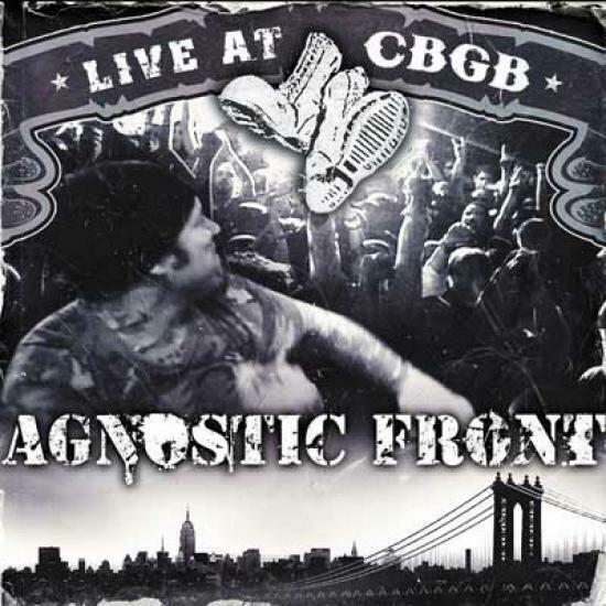 Agnostic Front - Live at Cbgb CD+DVD #30601