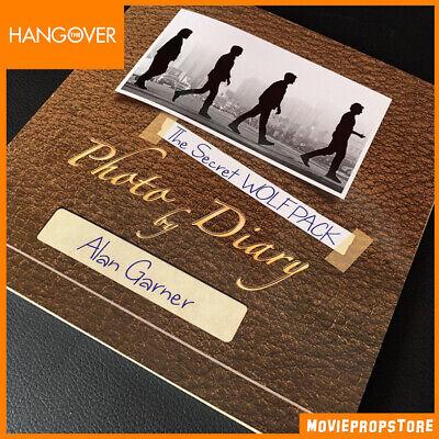 Genossenschaft The Hangover Fotobuch Mit 52 Seiten Alan's Geheimes Wolfsrudel Tagebuch SorgfäLtige Berechnung Und Strikte Budgetierung