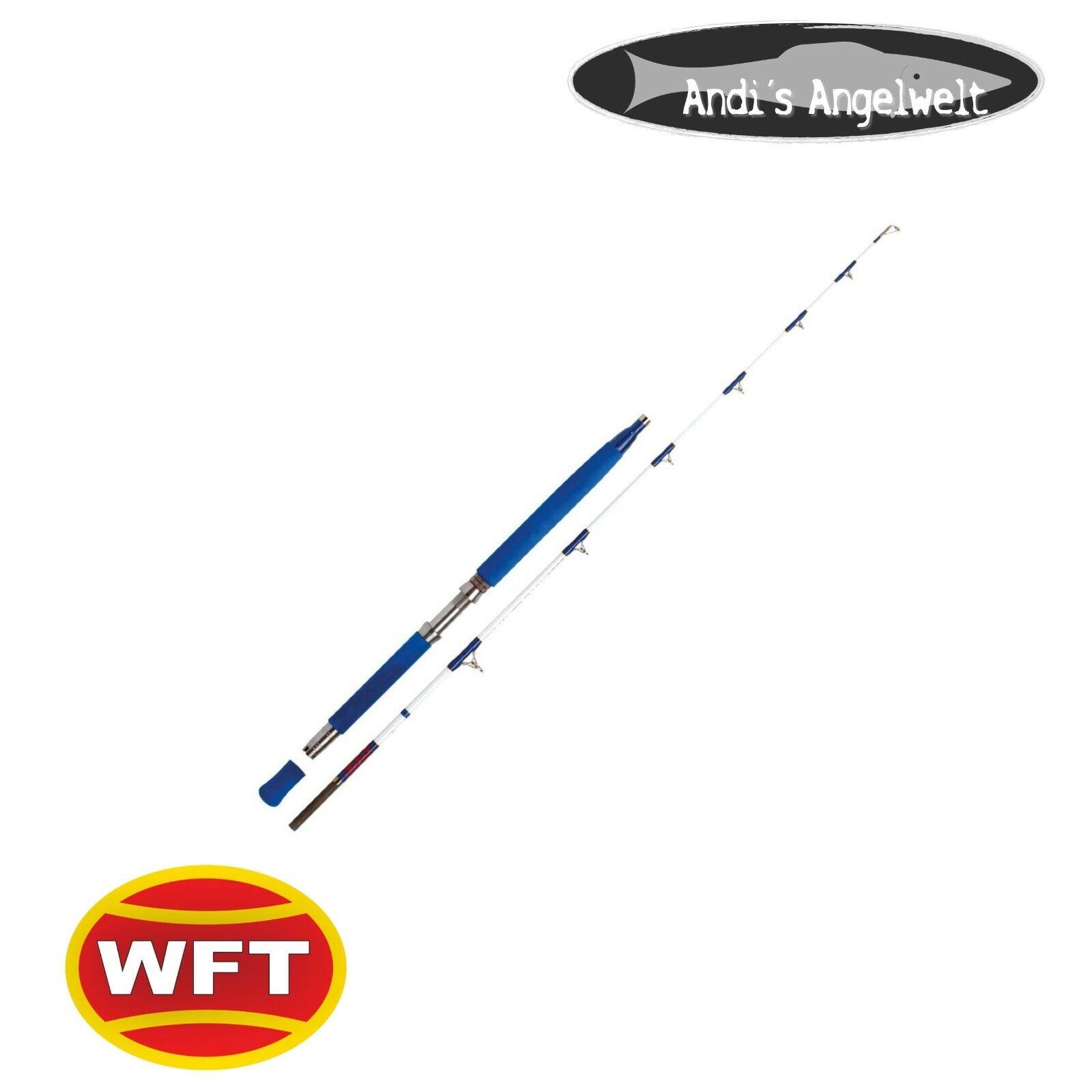 WFT Electra Speed Jig 2,00m 200-1000g Hochseerute Meeresrute AKTIONSPREIS