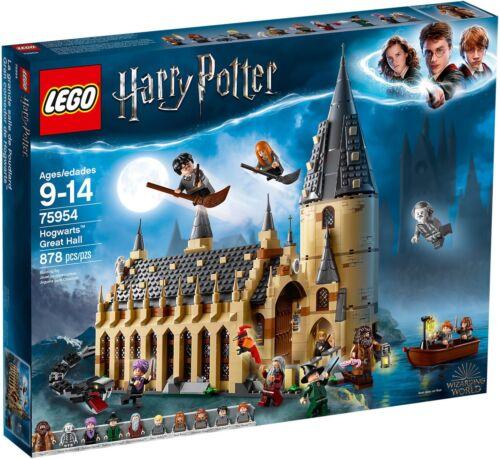 LEGO Harry Potter 75954 - La Sala Grande Di Hogwarts NUOVO