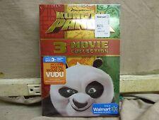 Kung Fu Panda - Walmart Exclusive 3-Movie Collection (DVD + Digital HD)
