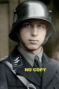 WW2 German portrait photo    233