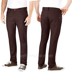bb9dcdc68ea Details about Dickies Work Pants Mens Flex Slim Skinny Fit 5-Pocket Pant  WP810