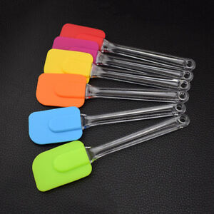 3 215 Food Grade Silicone Scraper Kitchen Tool Cooking Baking