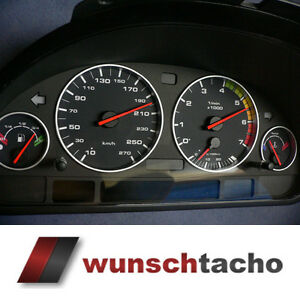 Tachoscheibe-fuer-BMW-E38-E39-E53-Alp-270-Kmh-Diesel-M5