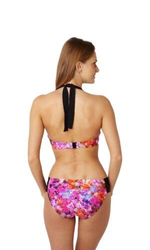 Panache Women/'s Savannah Printed Ruched Swim Bikini Bottom Swimwear SW0789