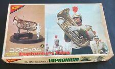 EUPHONIUM TUBA *-* Nichimo 1/6 scale__Japanese model kit