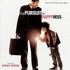 The Pursuit of Happyness [Original Motion Picture Soundtrack] * by Andrea Guerra (CD, Jan-2007, Varèse Sarabande (USA))