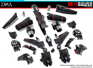 Transformers DNA DK-11 Upgrade for SS-32 Optimus SS-35 Jetfire in stock