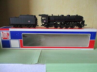 JOUEF loco vapeur 141 R 1246 MIRAMAS SNCF  en boite éch HO réf 8273