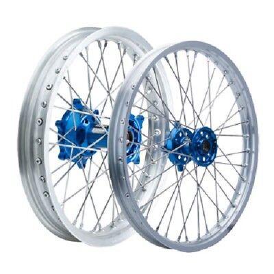 Tusk Front Hub Blue Yamaha WR250F WR450F YZ125 YZ250 YZ250F YZ450F YZ250X