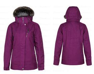 a50e008e4a M3 Mackenzie Women s Snowboard Ski Jacket NEW Medium Purple ...