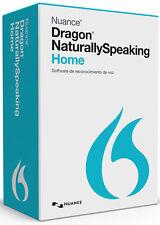Dragon NaturallySpeaking Home 13, Spanish - New Retail Box