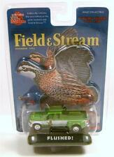 1999 '99 FORD F350 DUALLY DOOLEY TRUCK FIELD & AND STREAM FLUSHED DIECAST RARE