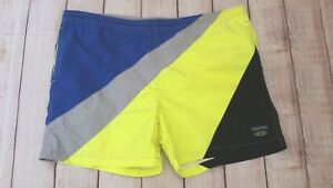 b3c5d886dd Image is loading Nautica-Competition-Mens-Swim-Suit-Trunks-Shorts-Blue-