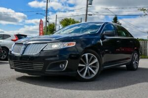 2011 Lincoln MKS LOW KM, NO ACCIDENT, POWER GROUP, LEATHER, LOW KM,