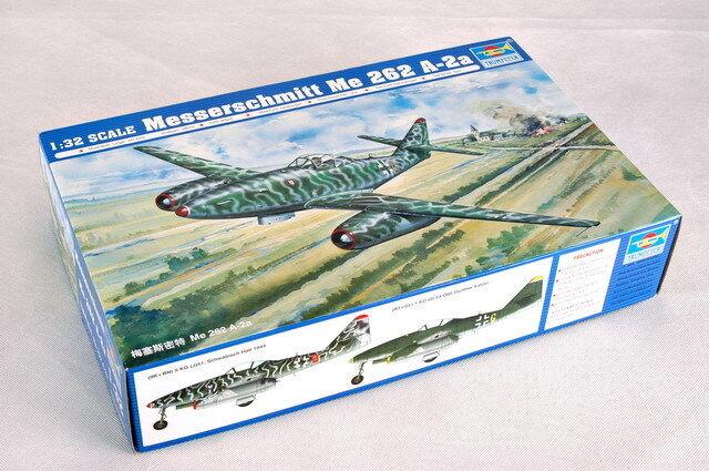 Trumpeter 1 32 02236 Messerschmitt Me262A-2a