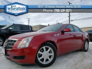 2008 Cadillac CTS 3.6L Heated Leather Auto