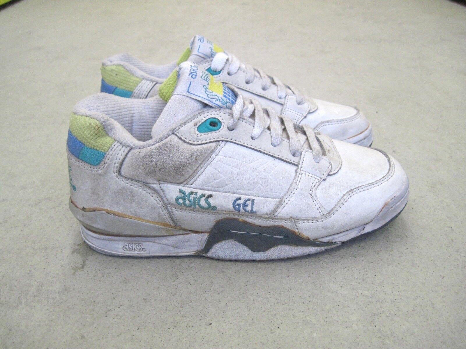 NOS 90er ASICS GEL Sneakers Sneakers GEL Turnschuhe US 5 True Vintage 2 3 PattaLyte Gt Saga ea9966