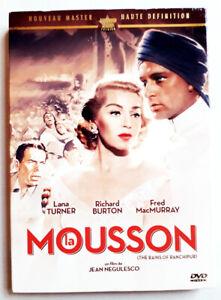 La-Mousson-Lana-TURNER-Richard-BURTON-dvd-Tres-bon-etat