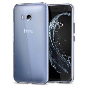 COQUE-HTC-U11-TRANSPARENT-CLEAR-GEL-SILICONE-SOUPLE-TPU