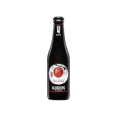 Kirin Fuji Apple Cider 330mL case of 24