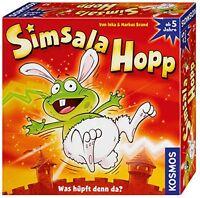 Simsala Hopp - Was Hüpft Denn Da?