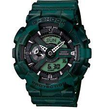 Casio G Shock *GA110CM-3A Camo Series Anadigi Gshock Watch XL Green COD PayPal