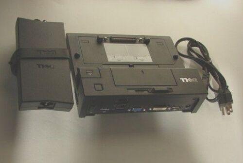 Dell Docking Station E Port with Adapter  Latitude E4300 E5400 E6400 E6410