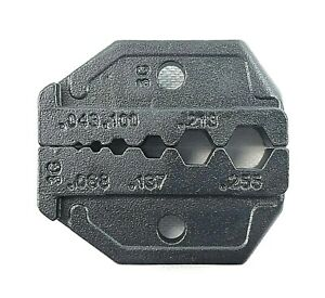 Interchangeable-Crimp-Tool-Die-3G-RG58-RG59-RG62-RG174-Fiber-Optic-VDV201-040