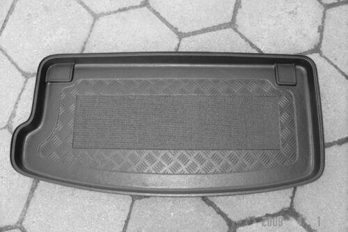 Kofferraumwanne  Antirutsch für Hyundai i10 PA Hatchback 2008-2013 Ladefl hoch