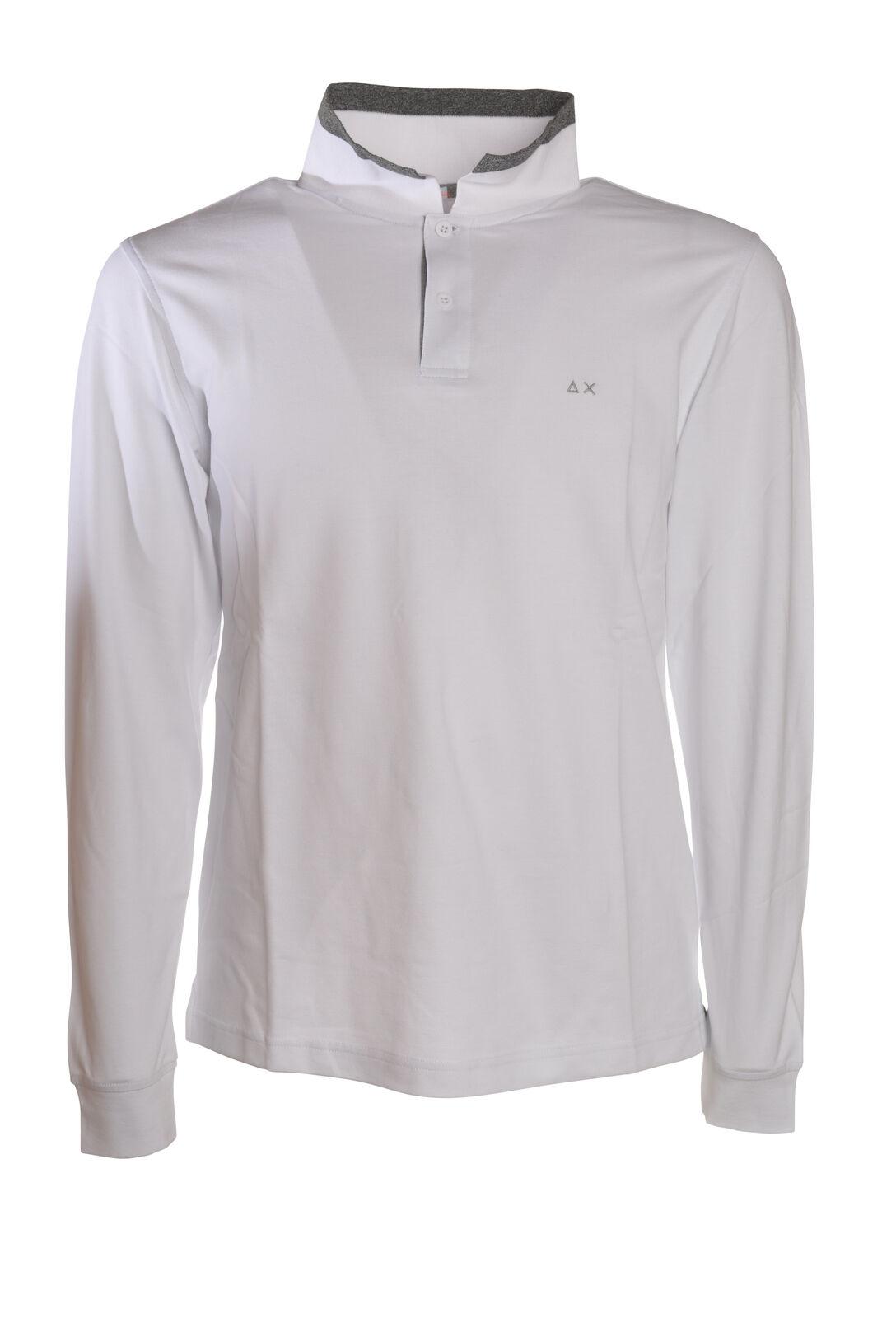Sun 68 - Topwear Polo - Mann - white - 5651507C195225