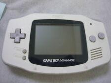 C455 Nintendo Gameboy Advance console White Japan GBA