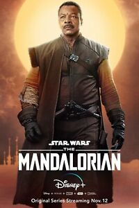 "Movie Collector/'s Poster Print DISNEY STAR WARS 11"" X 17"" The Mandalorian"