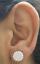 Deal-1-05-CT-Natural-Diamond-Cluster-Halo-Stud-Earrings-14K-White-Gold-9-5-MM thumbnail 12