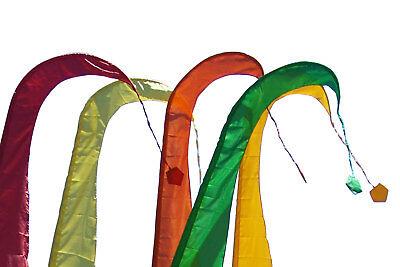 GFK-Teleskopstange 5 Meter Fahnenmast Flaggenmast für unsere Balifahnen