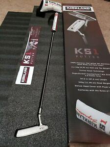 Kirkland-KS1-Putter-Golf-Club-New