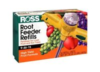 Ross Fruit And Nut Tree Root Feeder Refills 54-pack 14330 , New, Free Shipping on sale