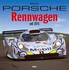 Porsche Rennwagen seit 1975 von Brian Long (2012, Gebundene Ausgabe)
