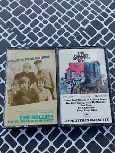 The Hollies: Pay You Back With Interest & Greatest Hits Cassette PET-32061