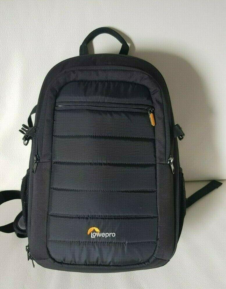 LOWEPRO TAHOE BP150 10 Inch Tablet Pocket Water Resistant Padded Backpack Black