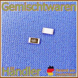 1206 Sortiert Resistoren Sortiment Set 660pcs 0805 SMD Widerstand 33 Werte 0603