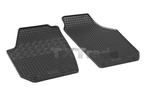 passgenau Gummifußmatten Fußmatten TOP Qualität  SKODA Roomster Praktik 2006