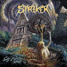 Striker-City of Gold (Jewel Case Edition)  CD NEW