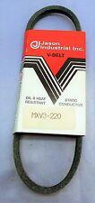 Jason Industrial MXV3-220 Belt
