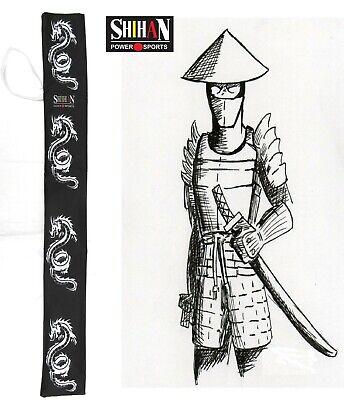 SENDAI Japanese Shihan CLOTH Sword Aikido Carry Case Japanese Samurai
