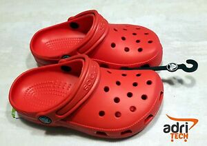 Sabot Infirmière 3 Crocs Pool N 1 Sandal Rouge OI0Brxd0