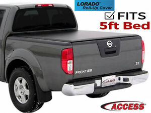 Image Is Loading Access Lorado Tonneau Bed Cover Fits 2005 2017